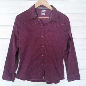 The North Face | Western Hiking Travel Shirt